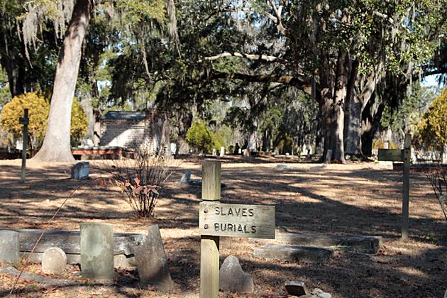 Slaves Burial