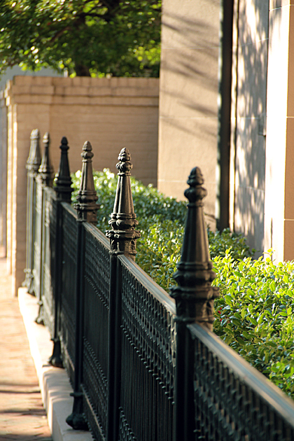 Troup Fence