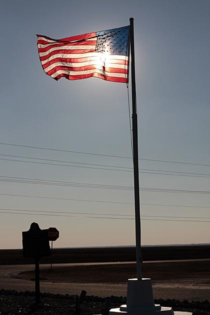 Tybee Flag