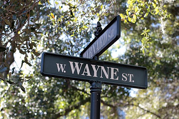 Wayne Street