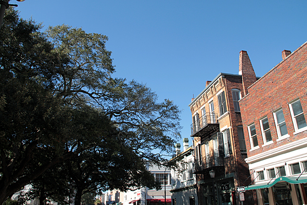 Wright Square Houses