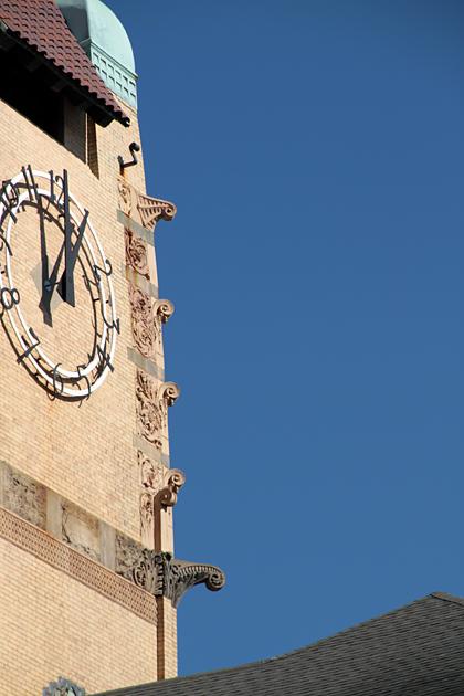 Wright Tower Savannah