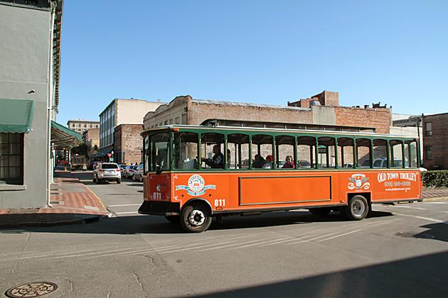 best trolley savannah