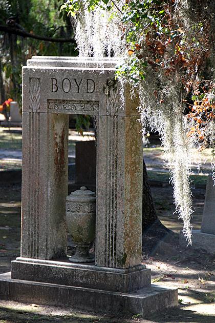 boyd grave