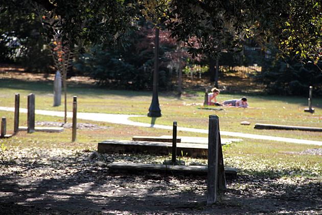 cemetery pic nic