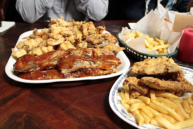 fried feast