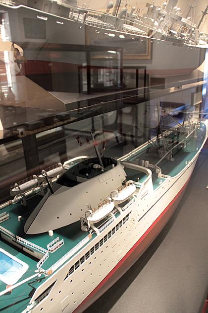 modern savannah boat