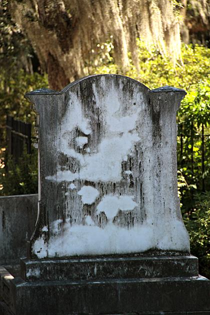 scay grave stone