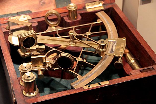 seaman instrument