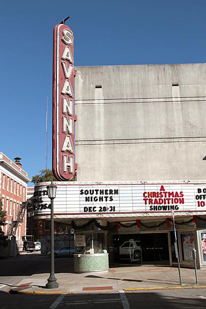 theater savannah