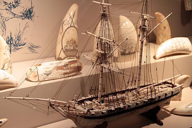 tusk miniature ship